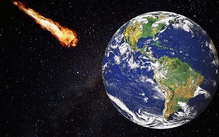 Asteroide gigante pasará cerca de la tierra en Abril
