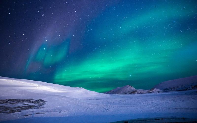 ¿Cuándo ver las auroras boreales?