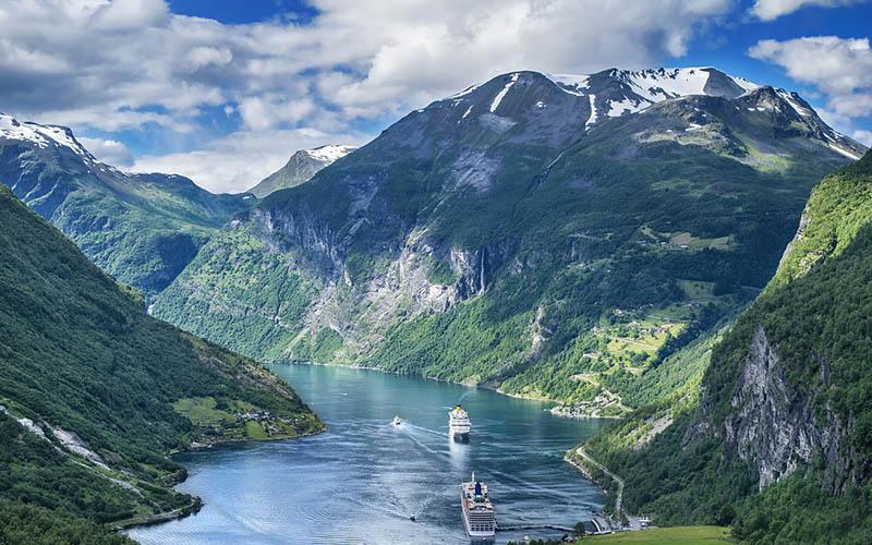 ¿Cuándo visitar los fiordos noruegos?