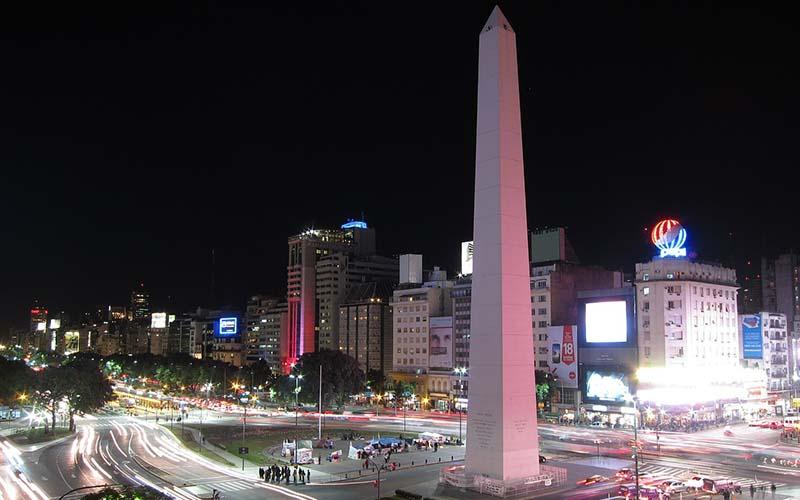 Destinos turísticos en Argentina