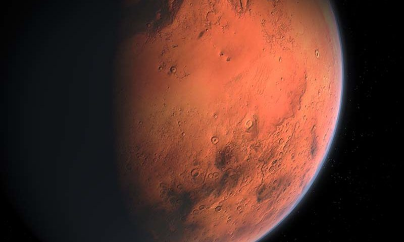 La NASA comienza búsqueda de candidatos para explorar Marte