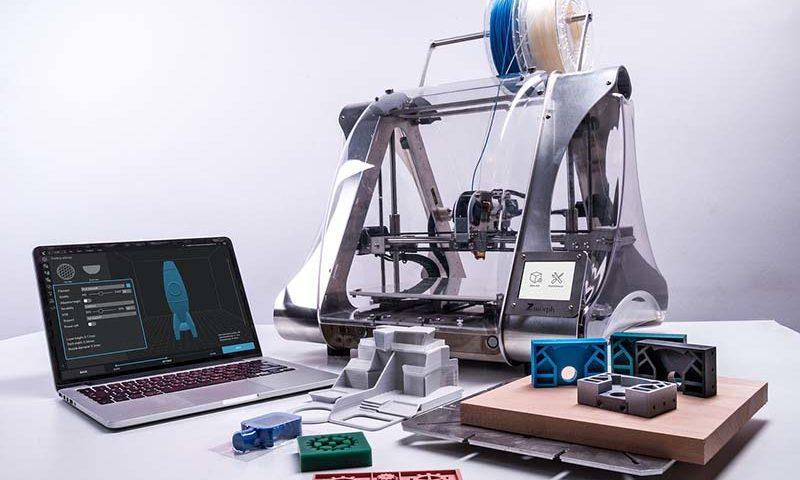La impresión 3D como artesanía