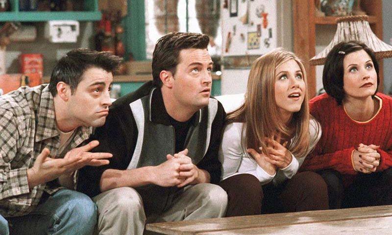 Tras 25 años, se anuncia el regreso de Friends
